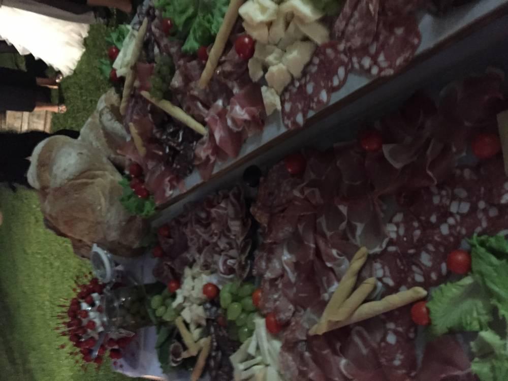 Scorcio buffet